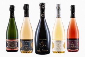 Packshots Champagne Julie Nivet