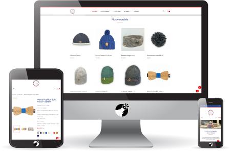 Création de sites vitrine et e-commerce