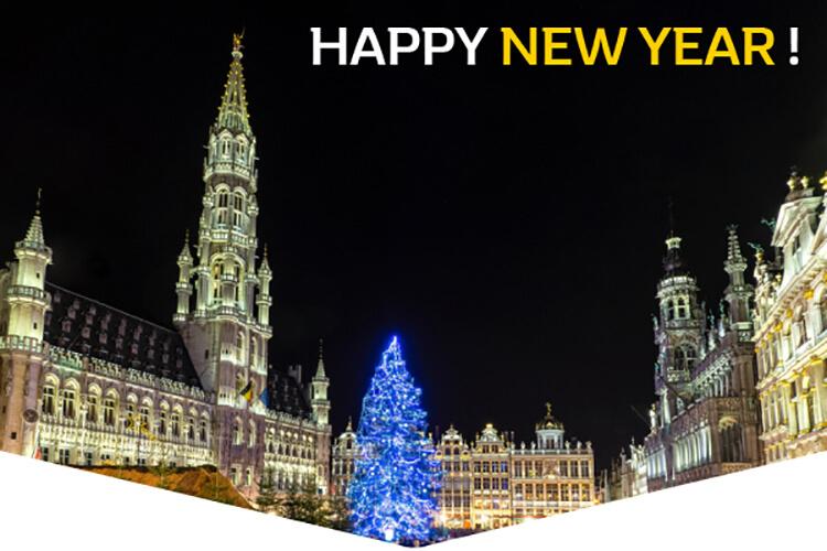 Bonne année avec Renault Bruxelles